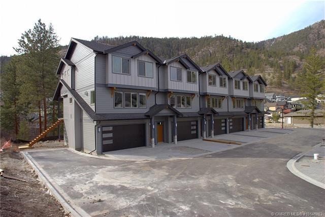 #4 2405 Tallus Green Crescent, West Kelowna, British Columbia, V4T3K4