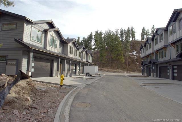 #6 2405 Tallus Green Crescent, West Kelowna, British Columbia, V4T3K4