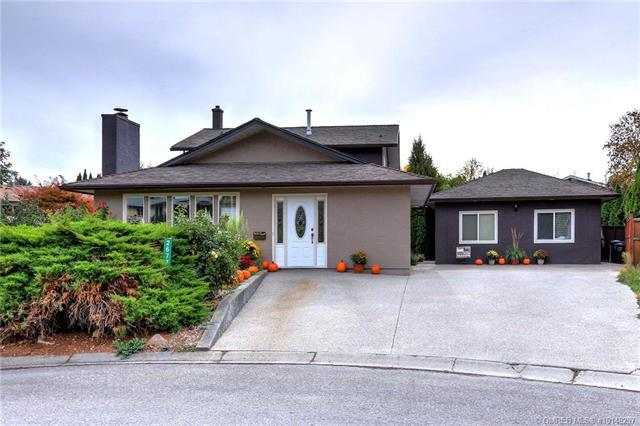 2677 Mappin Court, Kelowna, British Columbia, V1Y8H8