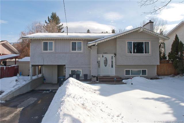 685 Eastbourne Road, Kelowna, British Columbia, V1X5L1